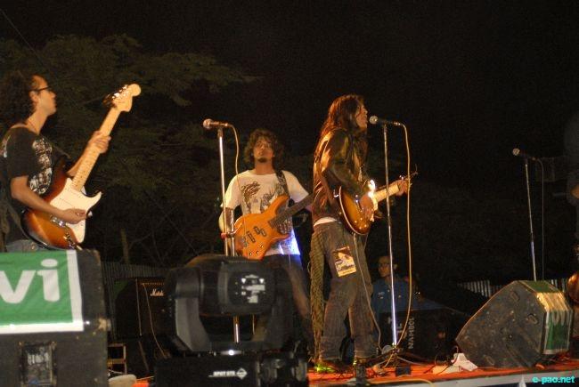 Nokia Yaoshang Rock Festival 2011, Imphal :: April 24 2011