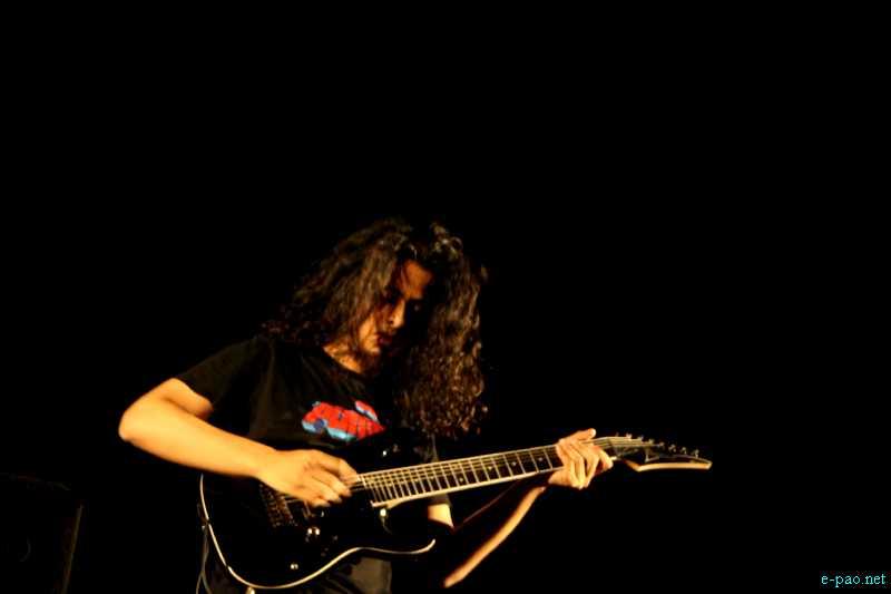 1st Imphal Metal Convention - Metal Age Reloaded - 2012 :: 14 April 2012