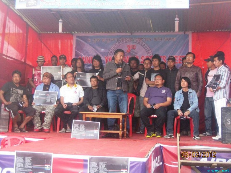 ROCK MUSIC MANIPUR Vol.1 Released