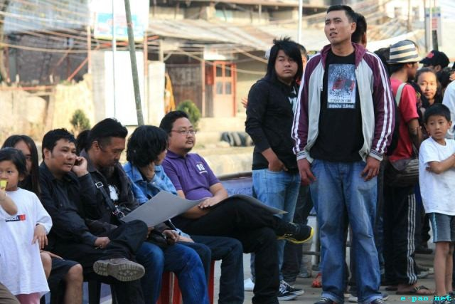 Rock Music Manipur Vol 1 Released - A compilation album, featuring 25 bands :: March 09, 2012