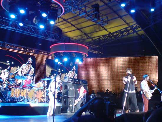 Rock Concert from Melbourne, Australia :: 2007