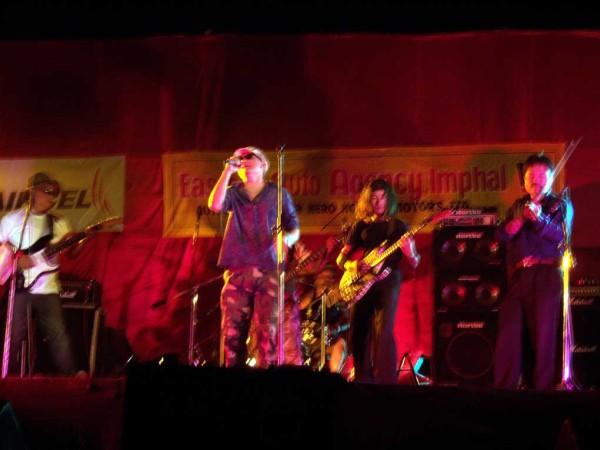 Eastern Dark with Alvina Gonson, 22nd September, 2007
