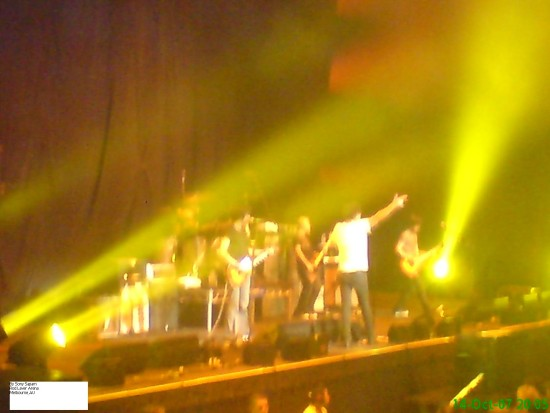 Linkin Park at Melbourne, Australia :: 2007