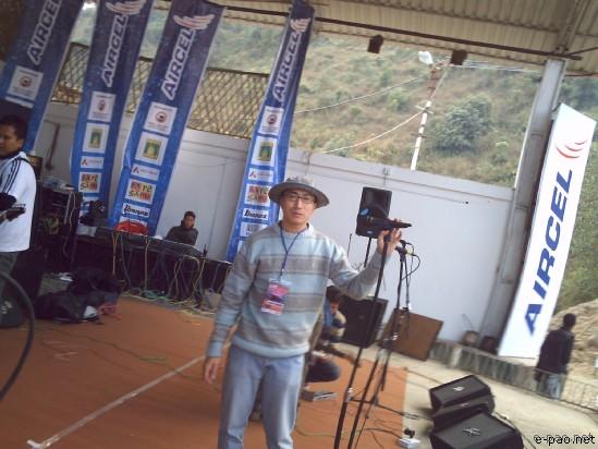 Recycle at Hornbill Festival @ Kisama, Nagaland  :: 2007