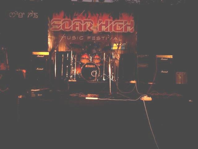 Soar High Music Festival @ Imphal  :: 2007