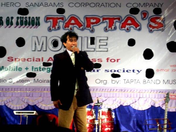 TAPTA's Mobile (Return of TAPTA) Concert @ Imphal  :: 12 Jan 2008