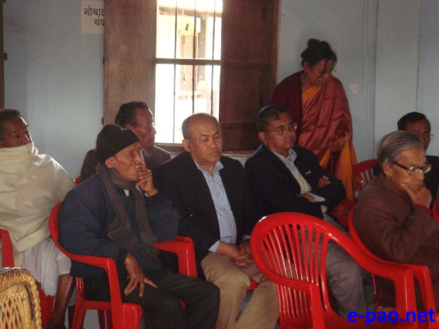 Release of 'New insights into the Glorious Heritage of Manipur' on 22nd Dec 2008