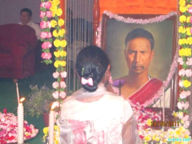 80th Death anniversary of Haipou Jadonang  :: August 29 2011