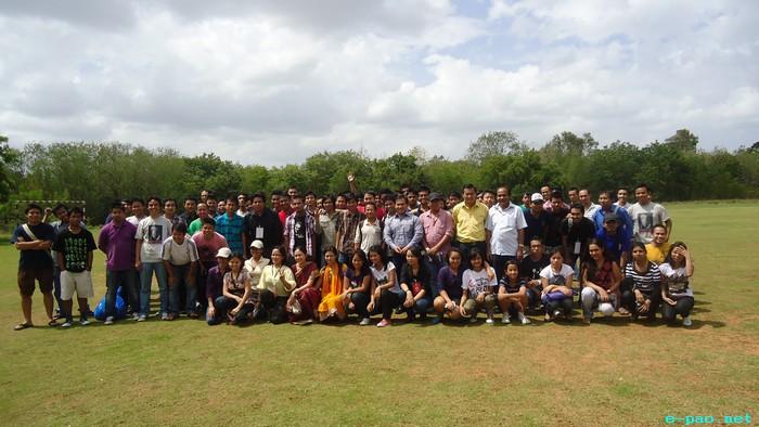 All Manipuri 1st Sports meet in Hyderabad 2011