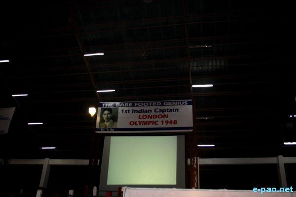 1st North-East Dr T Ao Football Tournament at Dimapur :: November 2009