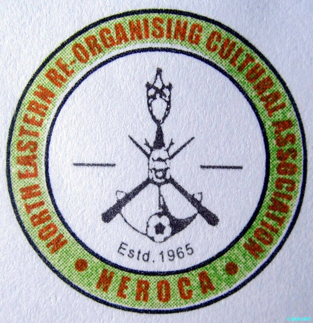 North Eastern Re-Organising Cultural Association (NEROCA) Logo