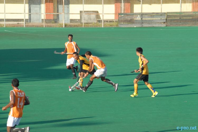 Dr Kanti Mukherjee Memorial Invitation Hockey Tournament 2010 :: 03 December 2010