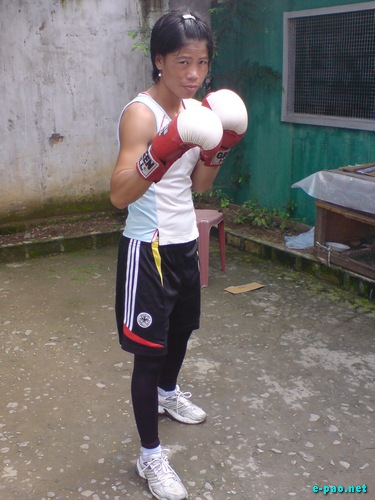 Mangte Chungneijang Mary Kom (MC Mary Kom)