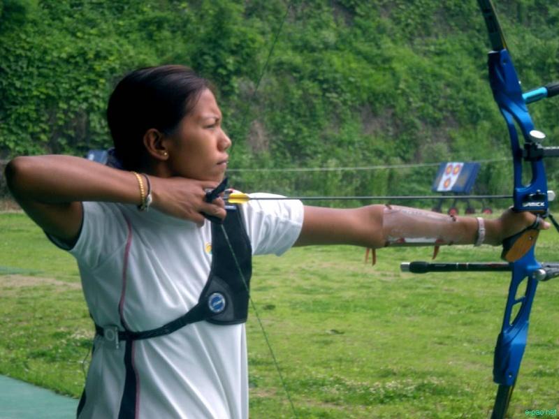 Laishram Bombayla :: Manipur Olympic Dreams 2016 Rio