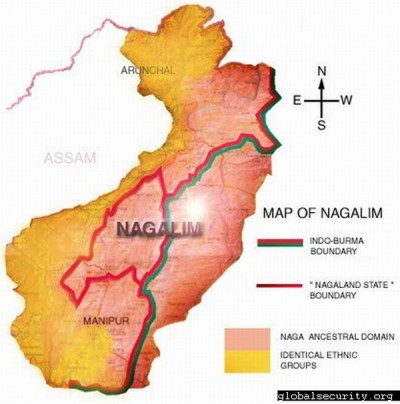 Expanding the Identity Naga Nation and Threat to Integrity