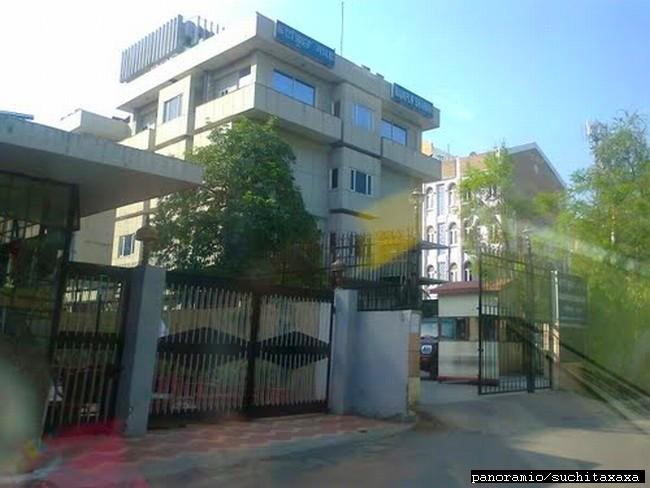 Manipur Bhavan in New Delhi
