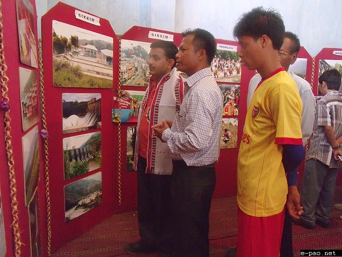 Photo Exhibition begins at Bunglon, captures the heart of Villagers