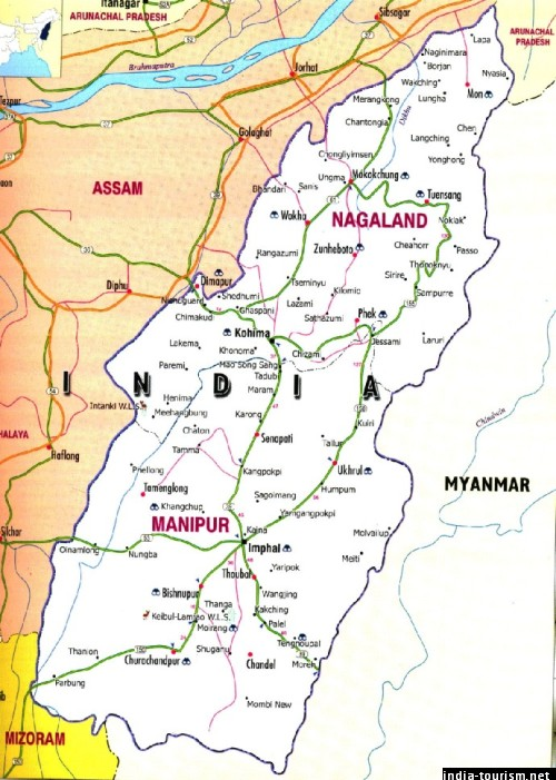 Failure Of Manipur Its Impact On Nagaland