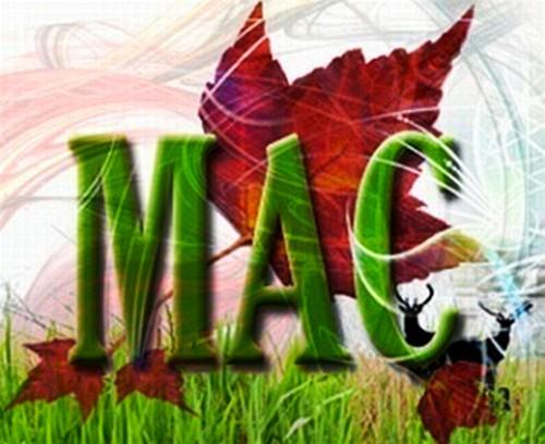 Manipuri Association Of Canada (MAC) Logo
