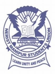 NERIST Manipur Students' Union NEMSU Logo