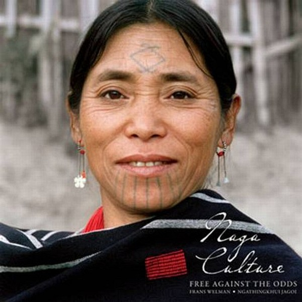 Naga Culture – Free against the odds - a coffeetable size photobook