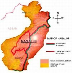 Naga's 'Alternative Arrangement' /  Supra State Model / Nagalim Issues