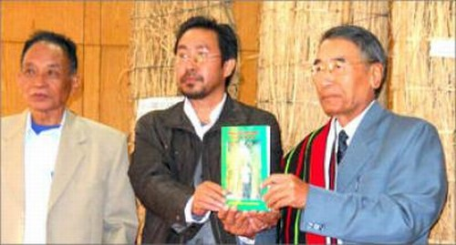 Naga Paddy Man To The World - Oken Jeet Sandham's Book Release