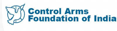 Control Arms Foundation of India (CAFI) Logo