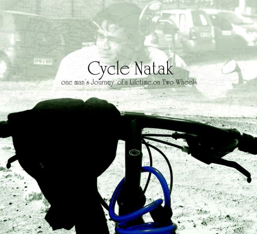 India Tour By Cycle to promote Theatre : Cycle Natak