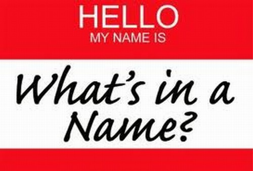 What's in a name? Imprinting National Character