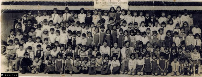 Tiny Tots' Unique School - batch of 1990