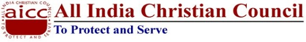 All India Christian Council  (AICC) logo