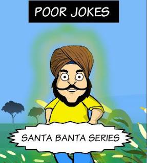 Santa-Banta jokes