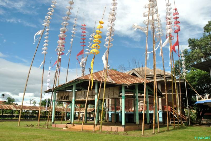 Ching-ngu Thangjing Laikon : Moirang