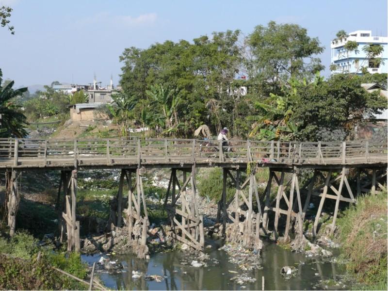 A Bridge in Nambul Turel
