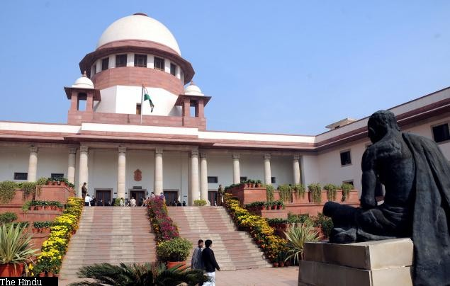 Supreme Court of India at Delhi