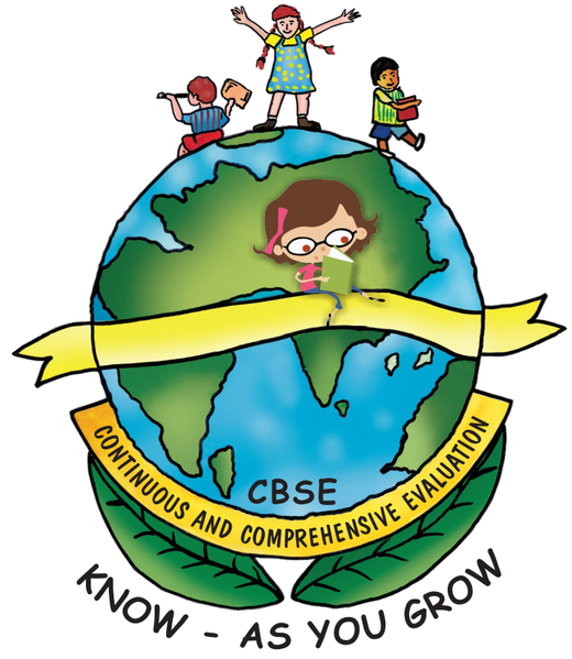 Continuous and Comprehensive Evaluation CCE Logo