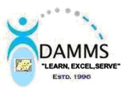 DAMMS Logo Delhi Association Of Manipur Muslim Students