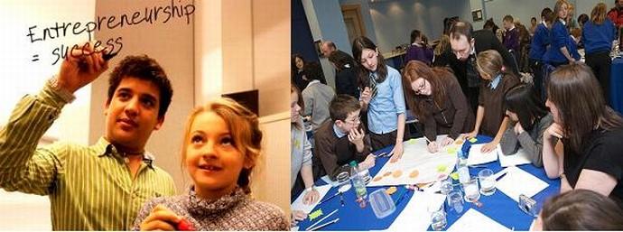 Embedding 'Entrepreneurship=Success' Culture into School Education