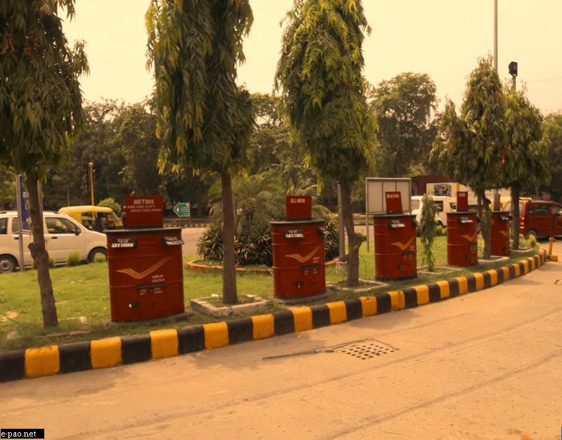 Gol Dak Khana, New Delhi , Post office