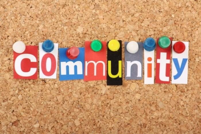 How do I define  a community ?